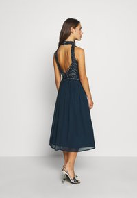 Lace & Beads Petite - ANETE DRESS - Juhlamekko - navy - 2