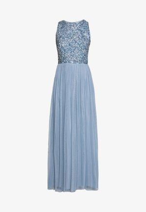 PICASSO DRESS - Společenské šaty - blue