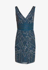 Lace & Beads Petite - SELINA DRESS - Cocktail dress / Party dress - teal - 4
