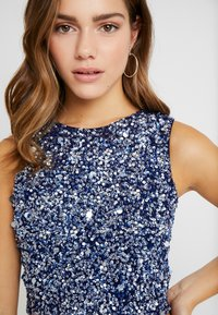 Lace & Beads Petite - PICASSO - Blouse - navy - 3