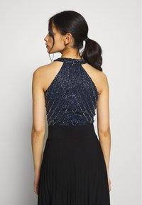 Lace & Beads Petite - ROSETTE BODYSUIT - Bluser - navy - 2