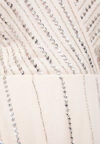 Lace & Beads Curvy - MARTNA - Suknia balowa - blush - 6