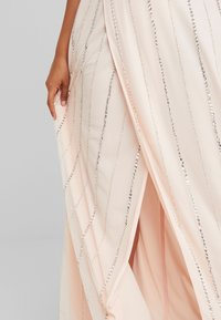 Lace & Beads Curvy - MARTNA - Suknia balowa - blush - 4