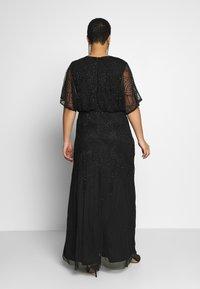Lace & Beads Curvy - KIARA - Occasion wear - black - 2