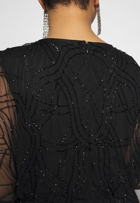 Lace & Beads Curvy - KIARA - Iltapuku - black - 5