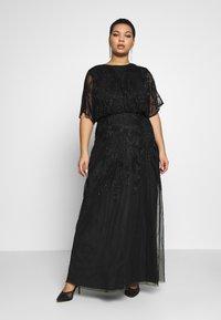 Lace & Beads Curvy - KIARA - Occasion wear - black - 1