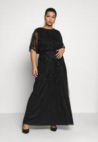 Lace & Beads Curvy - KIARA - Occasion wear - black - 0