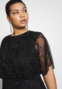 Lace & Beads Curvy - KIARA - Occasion wear - black - 3