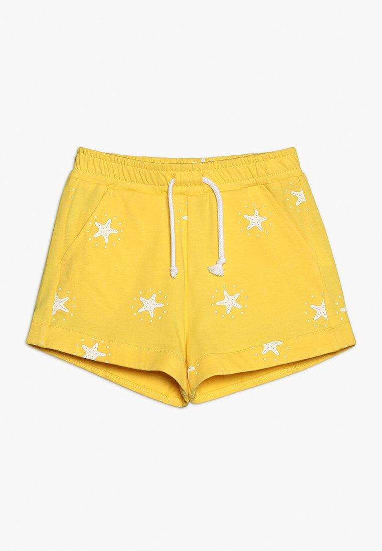 La Queue du Chat - GIRL  - Short - sunshine yellow