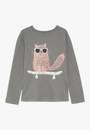 CRUISING - Long sleeved top - grey