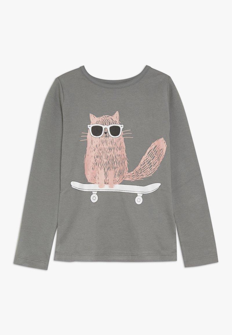La Queue du Chat - CRUISING - Långärmad tröja - grey