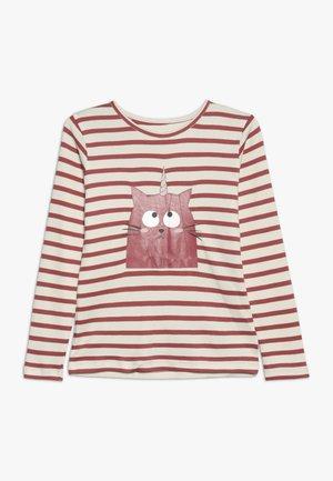 STRIPES - T-shirt à manches longues - pink