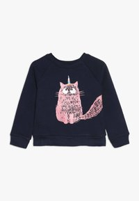 La Queue du Chat - UNICORN  - Sweatshirt - navy blue - 0
