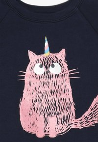 La Queue du Chat - UNICORN  - Sweatshirt - navy blue - 3