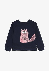 La Queue du Chat - UNICORN  - Sweatshirt - navy blue - 2