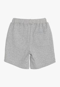 La Queue du Chat - BOY - Shorts - grey melange - 1