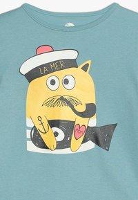 La Queue du Chat - BOY  - T-Shirt print - adriatic blue - 3