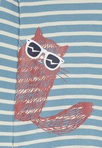 La Queue du Chat - EASY CAT STRIPES  - Langarmshirt - adriatic - 3