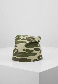 La Queue du Chat - CAMO HAT - Čepice - khaki - 0