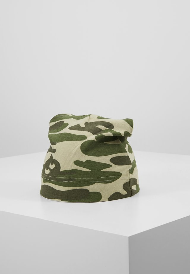 CAMO HAT - Mössa - khaki