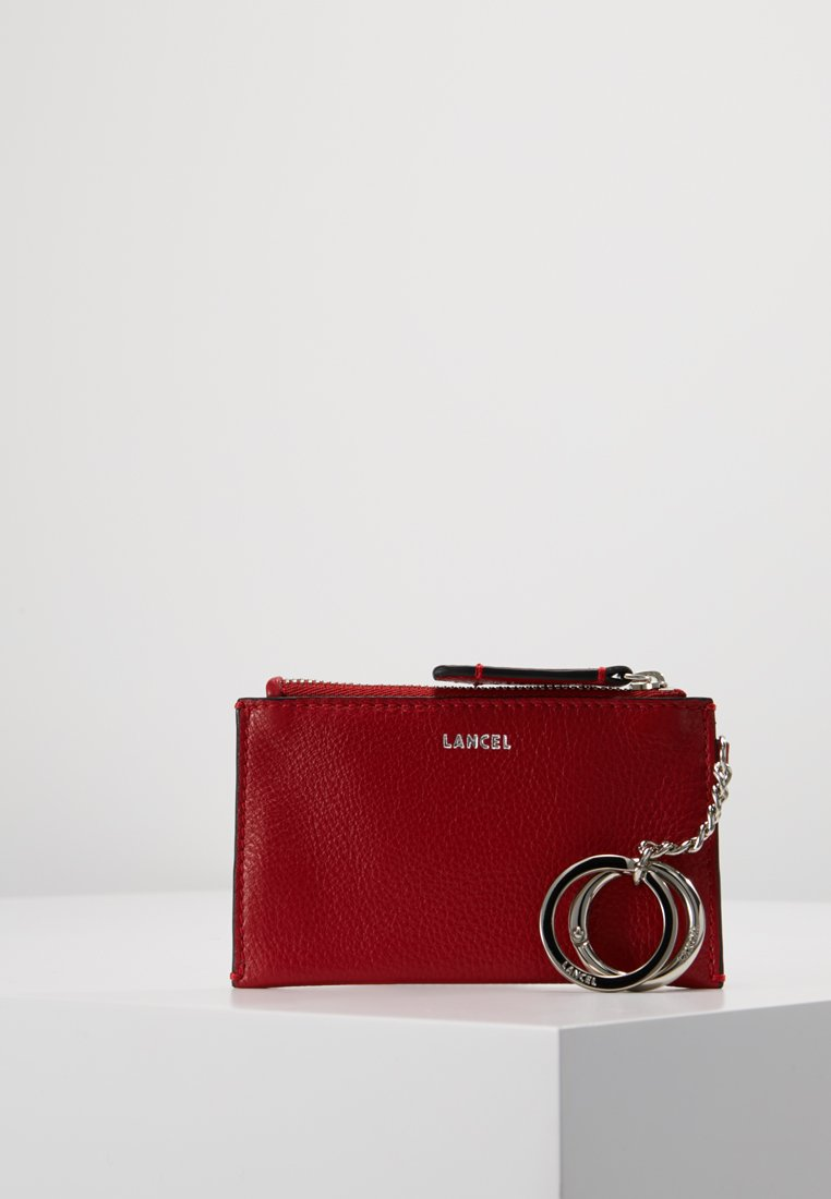 Lancel - FLORE  - Portefeuille - red lancel
