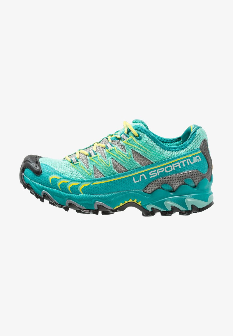 La Sportiva - ULTRA RAPTOR WOMAN - Běžecké boty do terénu - emerald/mint