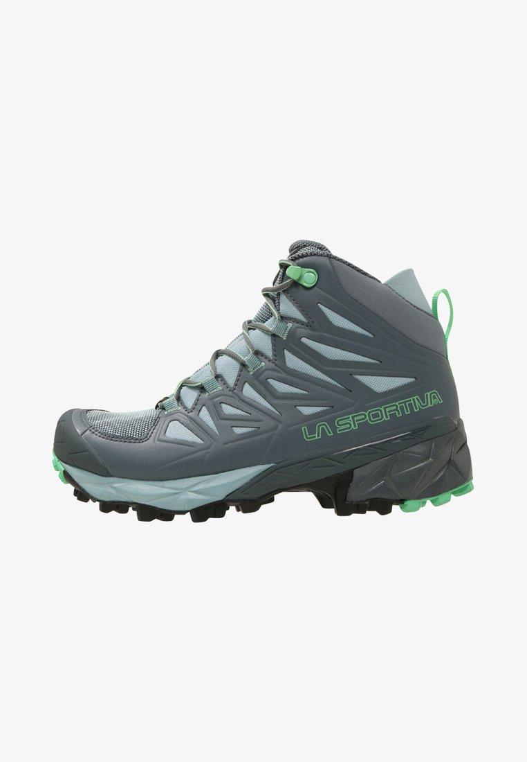 La Sportiva - BLADE WOMAN GTX - Fjellsko - slate/jade green