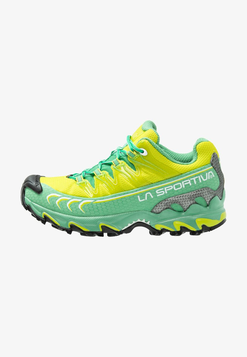 La Sportiva - ULTRA RAPTOR WOMAN GTX - Laufschuh Trail - apple green/spruce