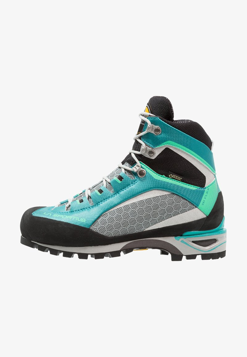 La Sportiva - TRANGO TOWER WOMAN - Alpin-/Bergstiefel - emerald