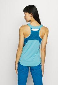 La Sportiva - JOY TANK - Treningsskjorter - pacific blue/neptune - 2