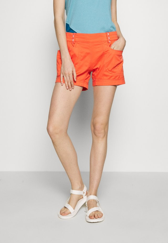 ESCAPE SHORT - Sports shorts - flamingo