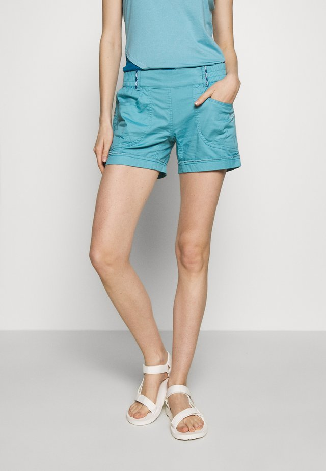 ESCAPE SHORT - Sports shorts - pacific blue