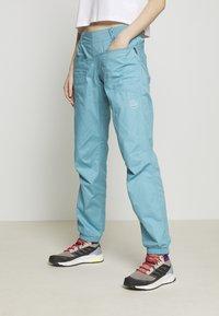 La Sportiva - TUNDRA PANT  - Bukse - pacific blue/neptune - 0