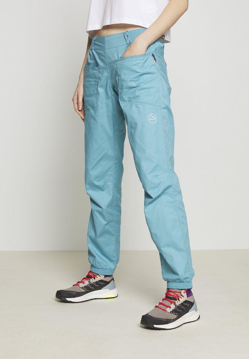 La Sportiva - TUNDRA PANT  - Bukse - pacific blue/neptune
