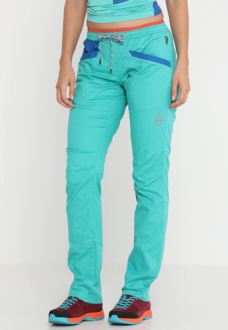 La Sportiva - TEMPLE PANT - Stoffhose - aqua/marine blue