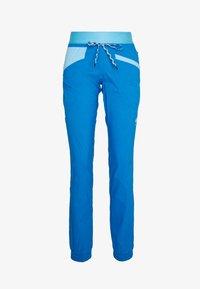 La Sportiva - MANTRA PANT  - Trousers - neptune/pacific blue - 3