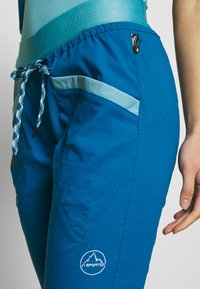 La Sportiva - MANTRA PANT  - Trousers - neptune/pacific blue - 4