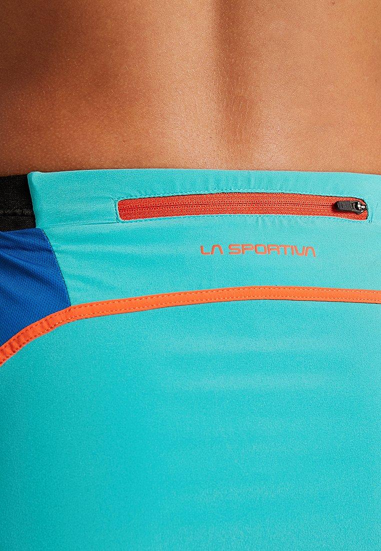 La Sportiva COMET SKIRT - Jupe de sport aqua/marine blue