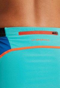 La Sportiva - COMET SKIRT - Sportovní sukně - aqua/marine blue - 4