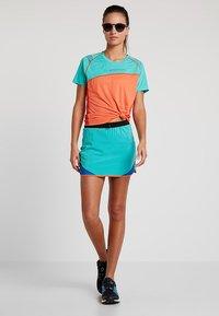 La Sportiva - COMET SKIRT - Sportovní sukně - aqua/marine blue - 1