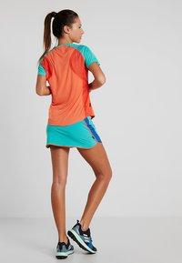 La Sportiva - COMET SKIRT - Sportovní sukně - aqua/marine blue - 2