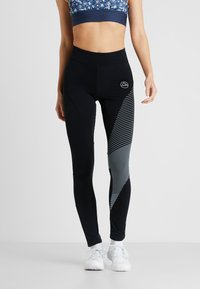 La Sportiva - SUPERSONIC PANT  - Collants - black/slate - 0