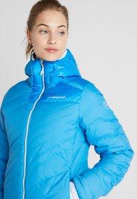 La Sportiva - TEMPEST  - Down jacket - azure - 3