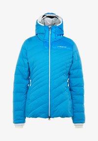La Sportiva - TEMPEST  - Down jacket - azure - 4