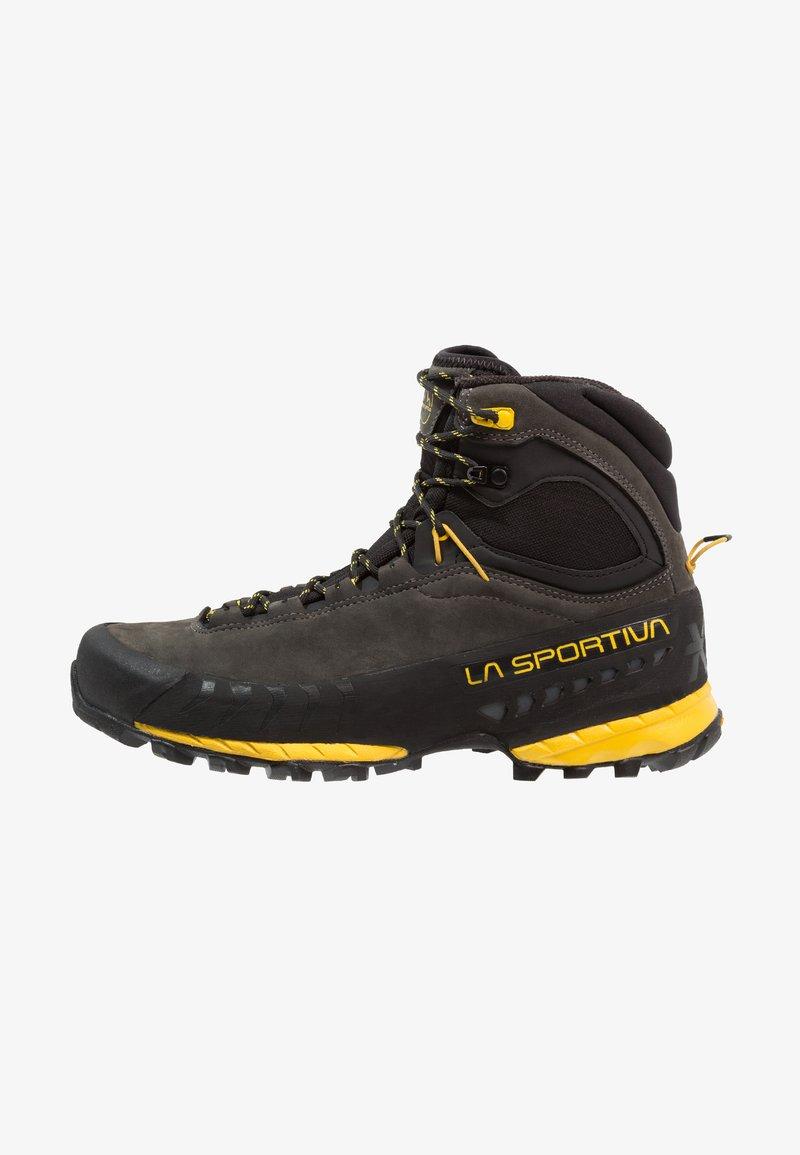 La Sportiva - TX5 GTX - Scarponi da trekking - carbon/yellow