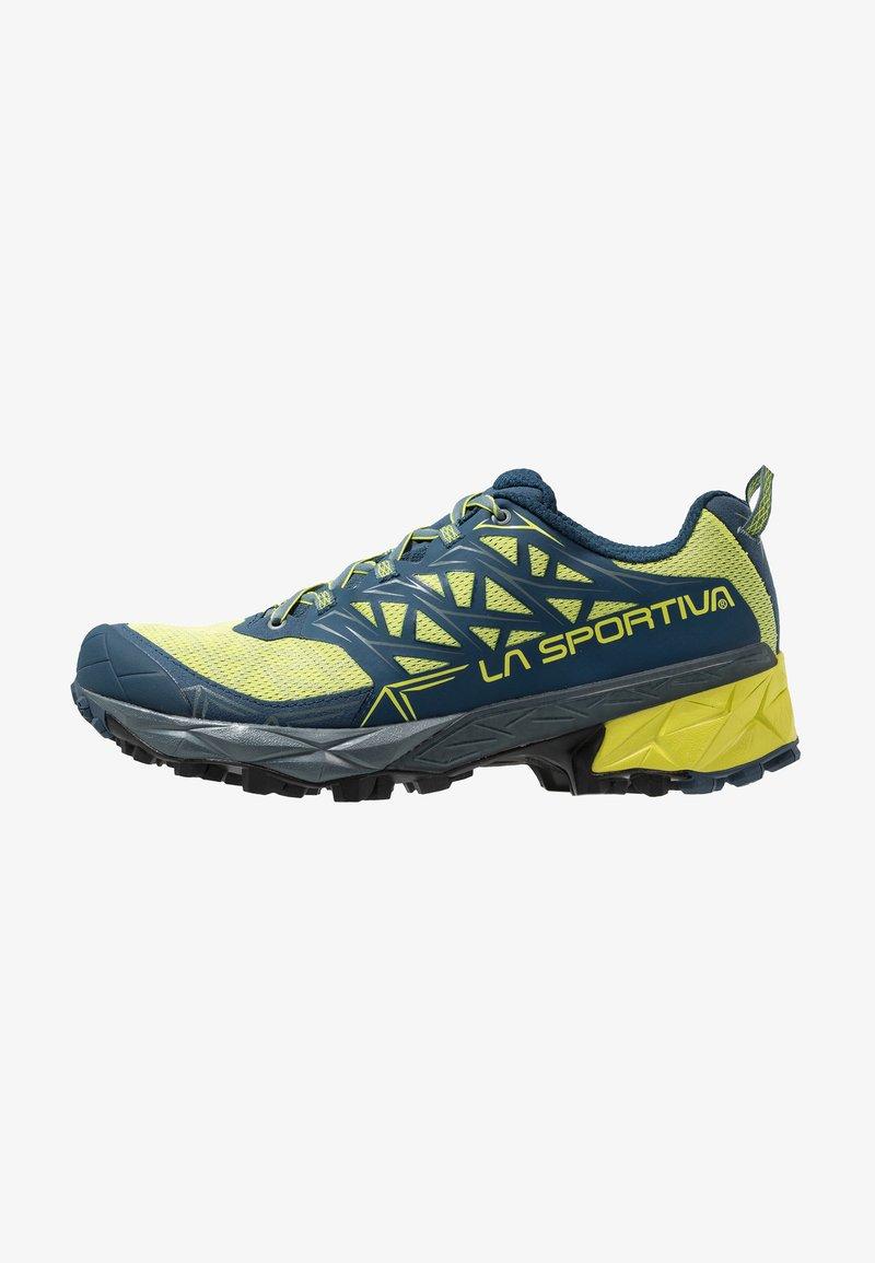 La Sportiva - AKYRA - Běžecké boty do terénu - green/opal