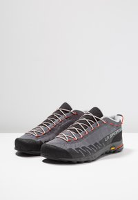 La Sportiva - TX2 - Climbing shoes - carbon/tangerine - 2