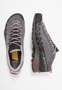 La Sportiva - TX2 - Climbing shoes - carbon/tangerine - 1