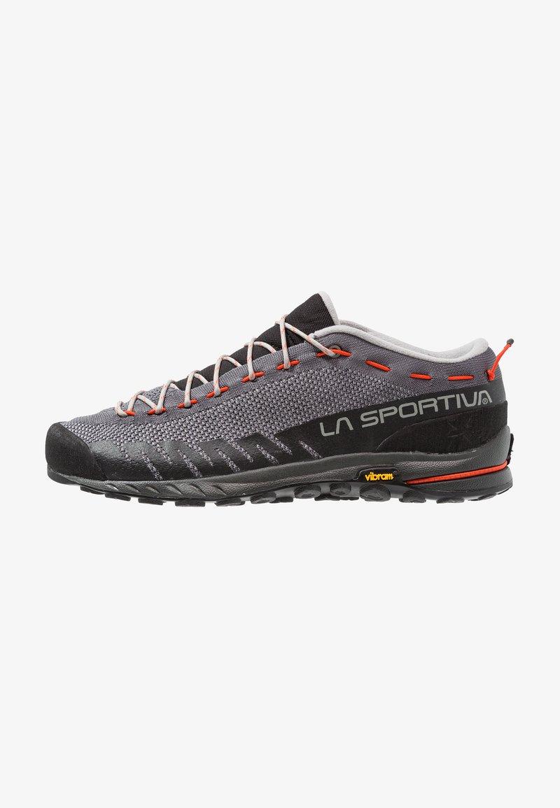 La Sportiva - TX2 - Lezecká obuv - carbon/tangerine