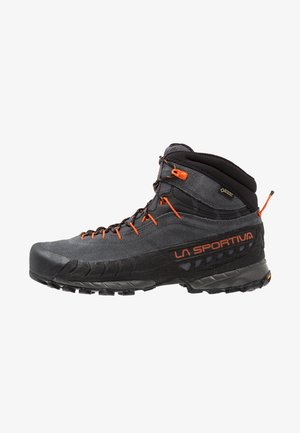 TX4 MID GTX - Hikingskor - carbon/flame